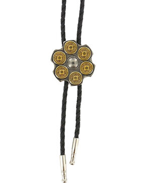 Cody James® Men's Pistol Barrel Bolo Tie, Multi, hi-res