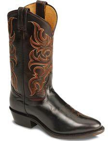 Tony Lama Men's Americana Signature Western Boots, Peanut, hi-res
