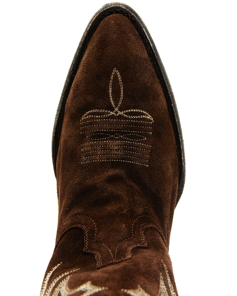 Idyllwind Women's Charmed Life Western Boots - Round Toe, Brown, hi-res