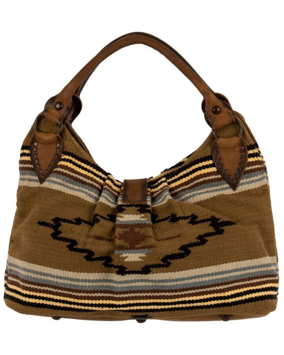 STS Ranchwear Women's Serape Slouch Bag, No Color, hi-res