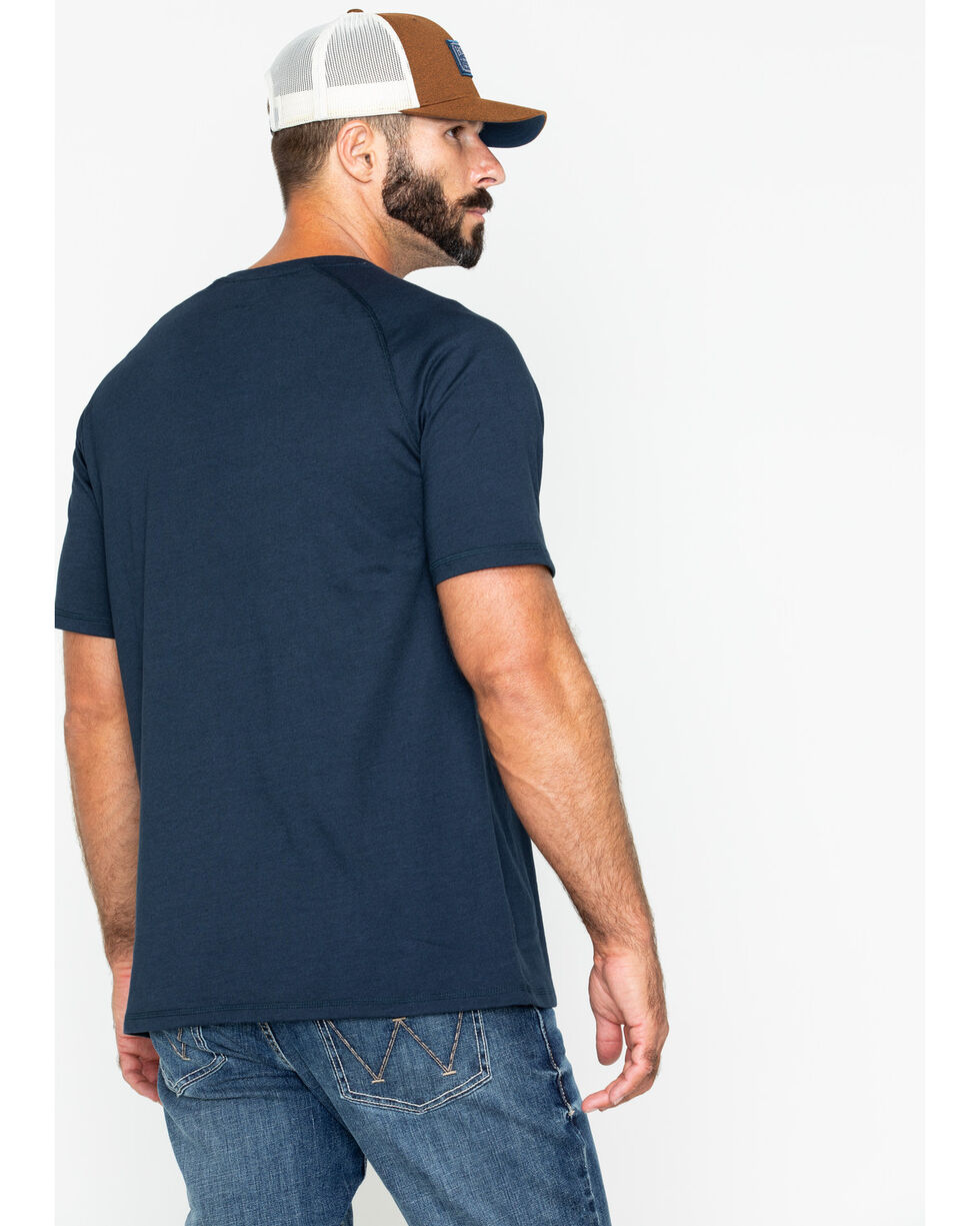 Dickies Men's Navy Temp-IQ Performance Cooling T-Shirt - Big, Navy, hi-res