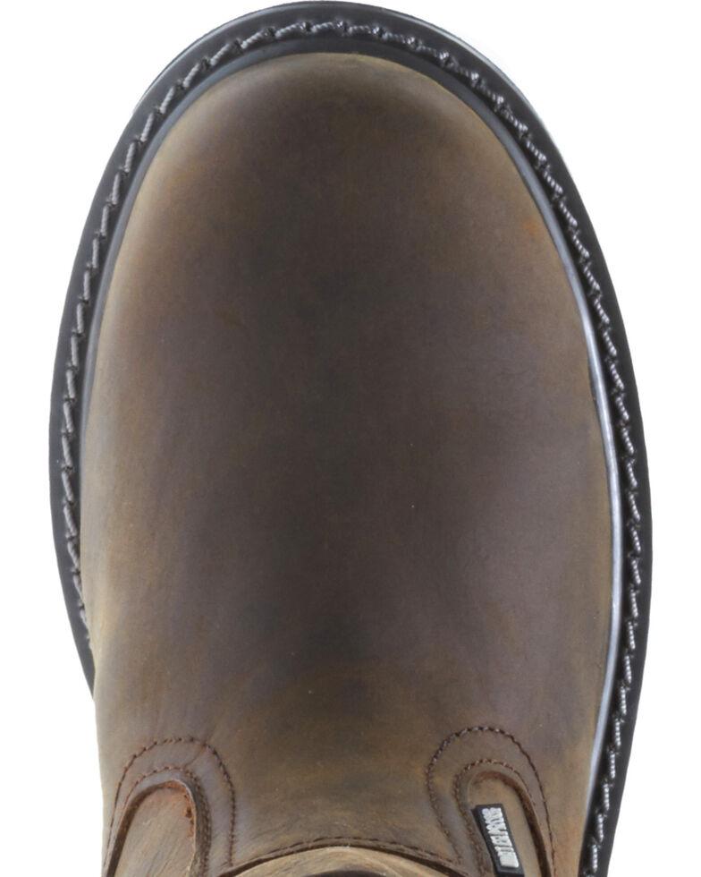 4a80b79c401 Wolverine Men's Floorhand Waterproof Wellington Work Boots - Steel Toe