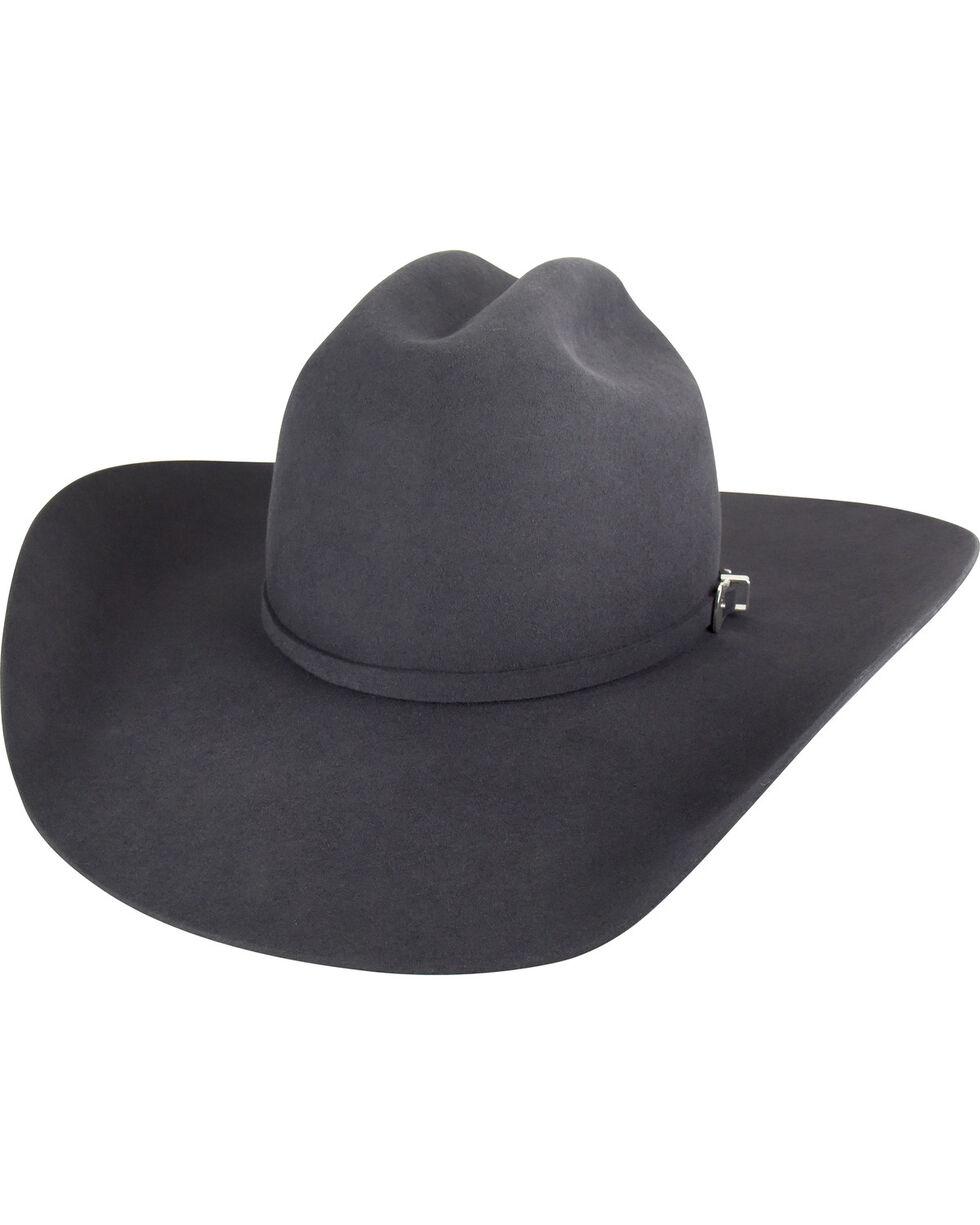 Bailey Men's Steel Pro 5X Wool Felt Cowboy Hat , Steel, hi-res