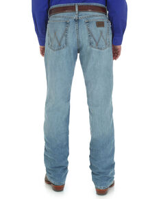 Wrangler 20X Men's Cool Vantage Slim Fit Competition Jeans, Denim, hi-res