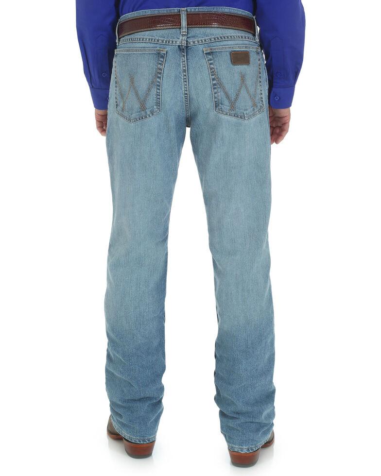 Wrangler 20X Men's Cool Vantage Slim Fit Competition Jeans, Denim, hi-res