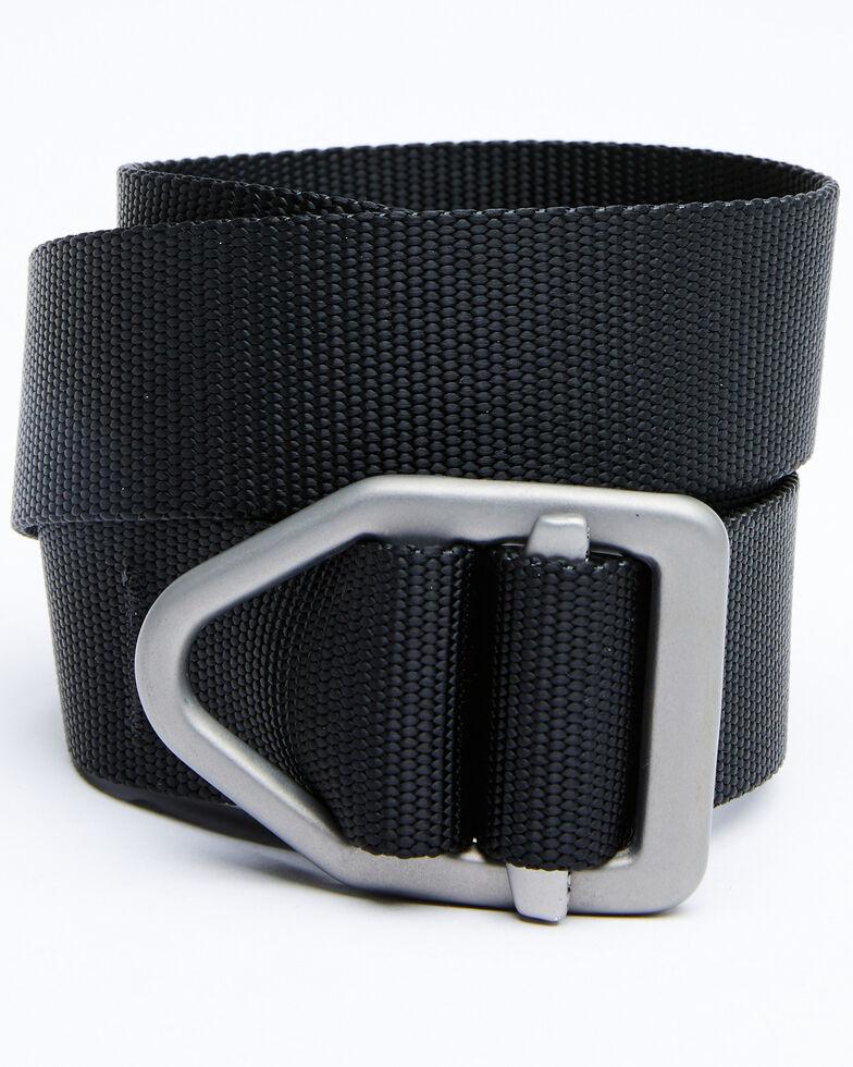 Bison Men's Last Chance Duty Black Work Belt, Black, hi-res