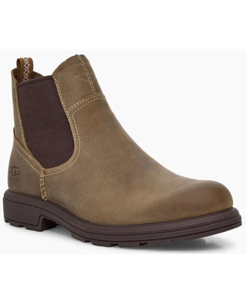 UGG Men's Tan Chukka Boots - Moc Toe, Tan, hi-res
