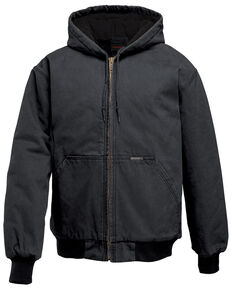 Wolverine Men's Houston Insulated Jacket, Black, hi-res