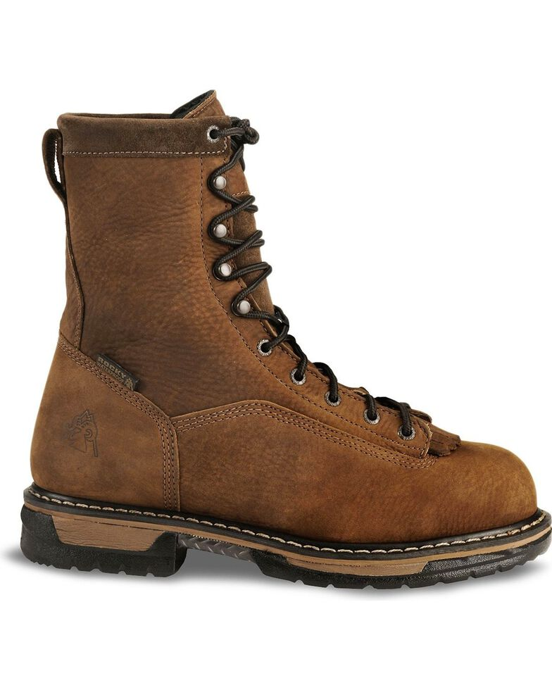 810a425d3d2 Rocky Men's Steel Toe Ironclad Work Boots