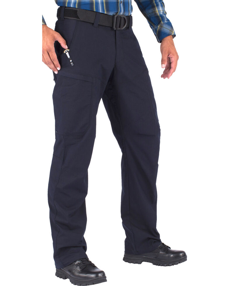 5.11 Tactical Men's Apex Pant - Big & Tall, Navy, hi-res