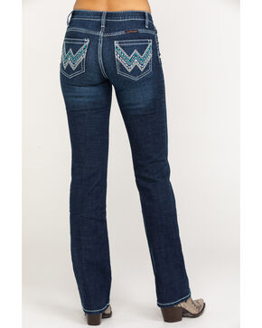 Wrangler Women's Ultimate Riding Shiloh Boot Cut Jeans, Medium Blue, hi-res