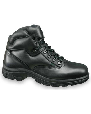 Thorogood Men's Postal Certified Ultimate Cross-Trainer Work Boots , Black, hi-res