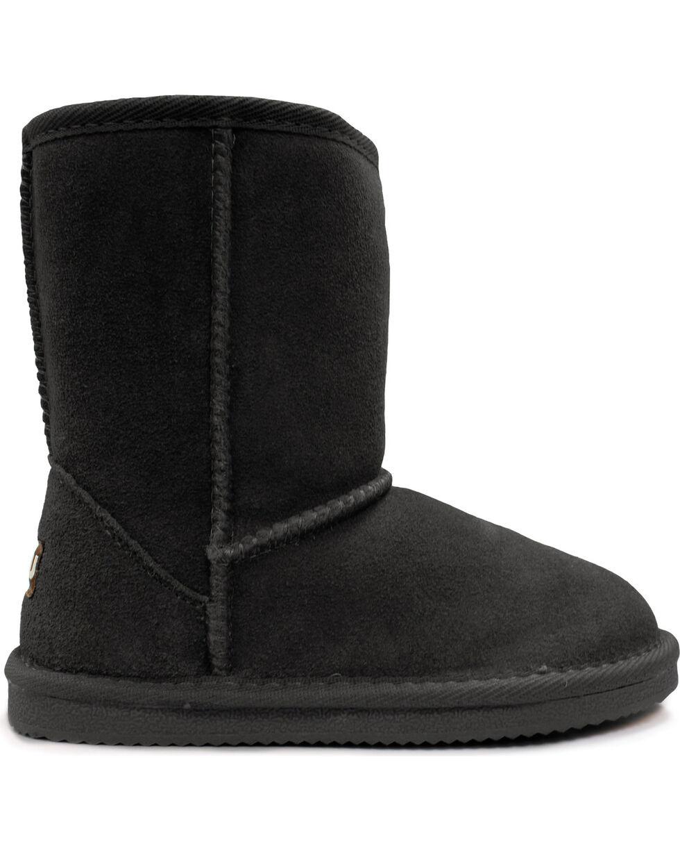 Lamo Footwear Kid's Classic Boots - Round Toe, Black, hi-res