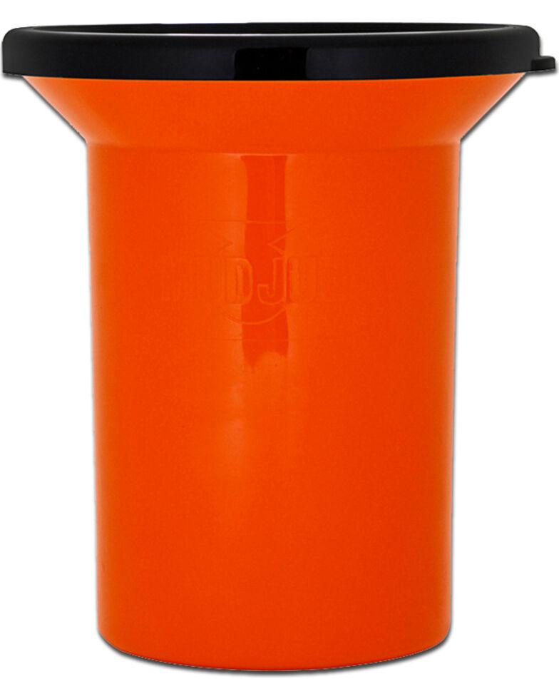 Mud Jug Portable Roadie Spittoon, Orange, hi-res