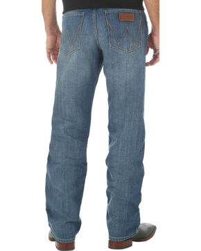 Wrangler Retro Men's Relaxed Fit Straight Leg Jeans - Big & Tall, Indigo, hi-res