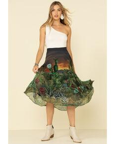 Tasha Polizzi Women's Sand Creek Skirt , Multi, hi-res