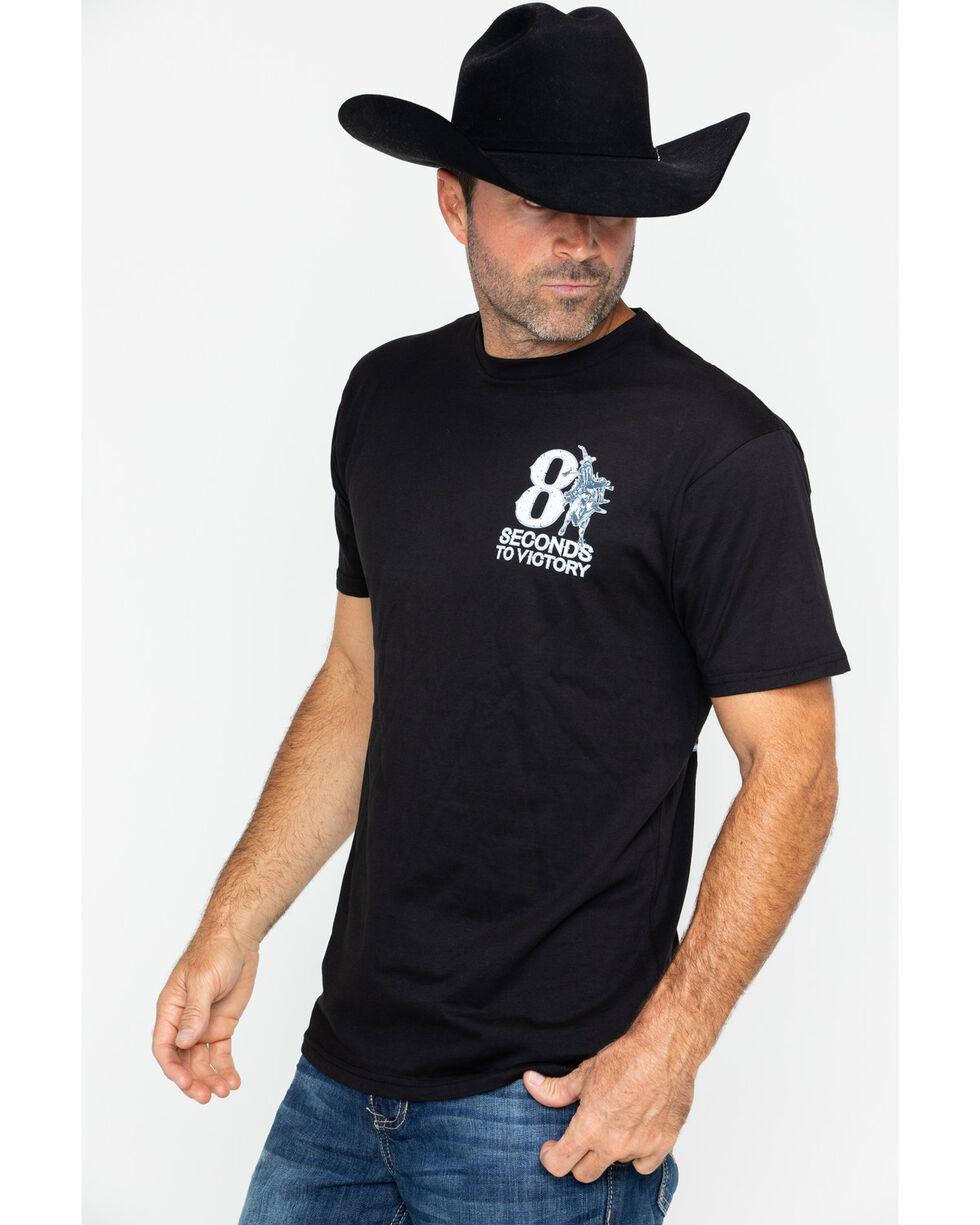 Cowboy Hardware Men's Victory Western T-Shirt , Black, hi-res