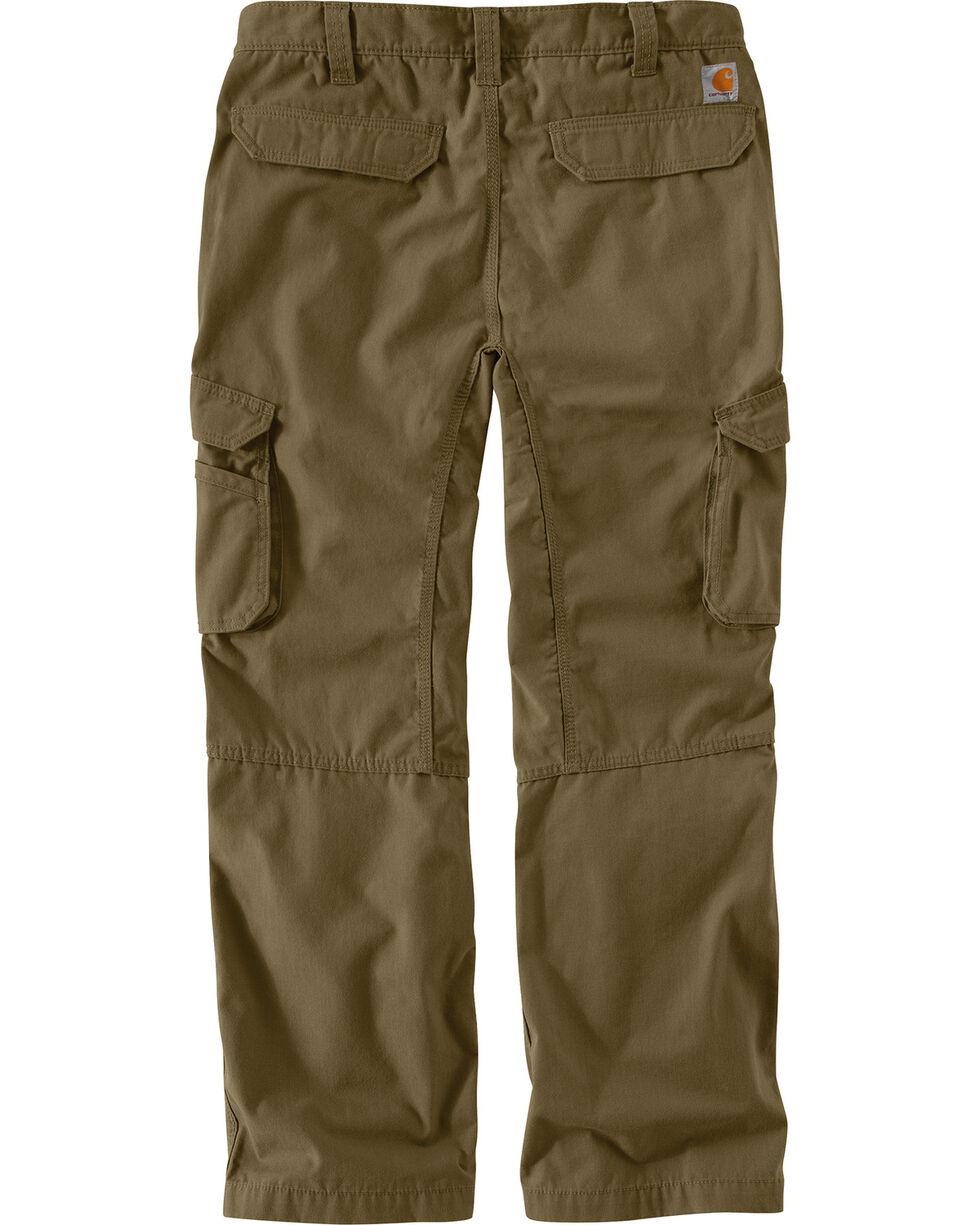 Carhartt Men's Force Tappen Cargo Pants, Moss, hi-res
