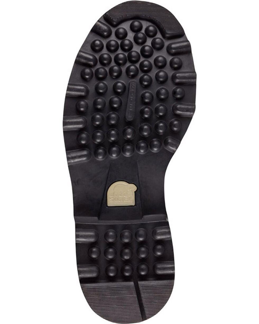 Sorel Men's Caribou Waterproof Winter Boots, Black, hi-res