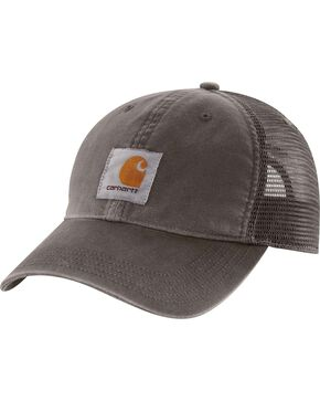Carhartt Men's Buffalo Ball Cap, Grey, hi-res