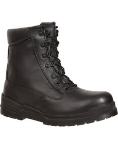 Rocky Men's Eliminator Boots, Black, hi-res