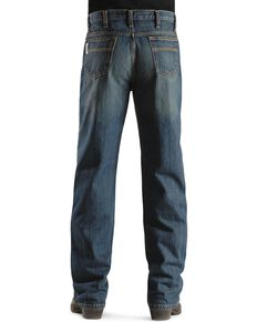 Cinch  Jeans - White Label Relaxed Fit Denim Jeans Dark Stonewash, Dark Stone, hi-res