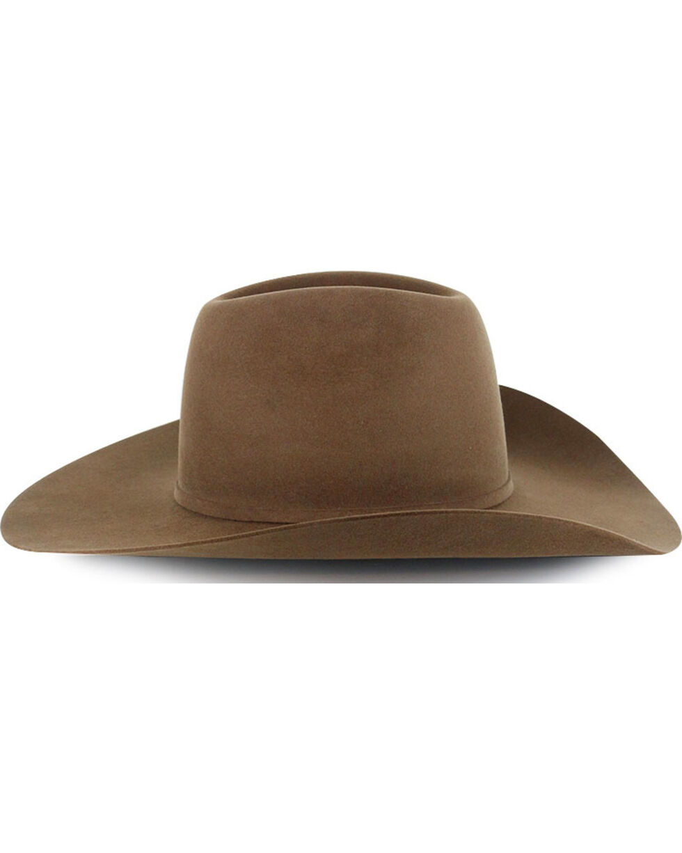 Serratelli Men's 6X Beaver Canyon Felt Hat, Brown, hi-res