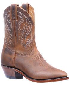Boulet Hillbilly Golden Boots - Medium Toe , Tan, hi-res