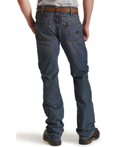 Ariat Flame Resistant M5 Slim Straight Clay Jeans, Denim, hi-res