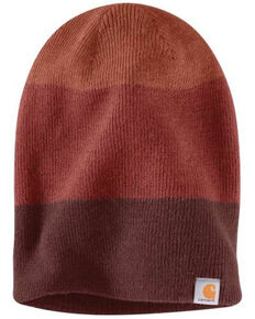 Carhartt Men's Brown Convertible Beanie, Brown, hi-res