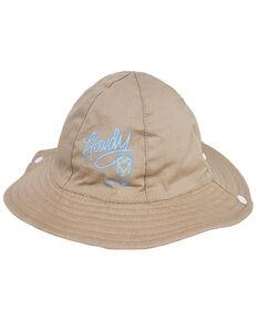 Peter Grimm Boys' Blue Howdy Bucket Hat, Beige/khaki, hi-res