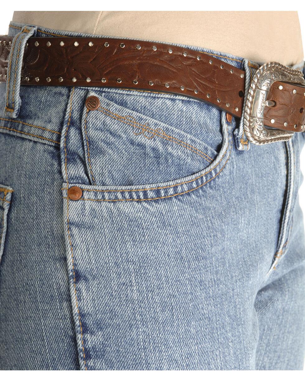 Wrangler Women's Cash Cowgirl Cut Ultimate Riding Jeans, Blue Blitz, hi-res