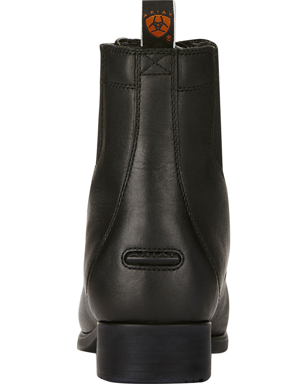 Ariat Women's Bromont Pro Zip Insulated English Boots, Black, hi-res