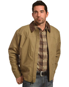 Cody James Men's Ponderosa Jacket - Big & Tall, Camel, hi-res