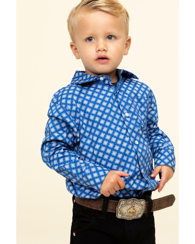 ASTRO Little Boys Fashion Denim