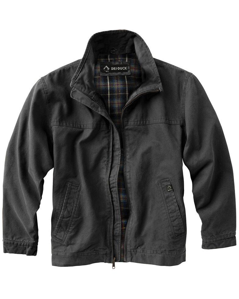 Dri Duck Men's Maverick Work Jacket , Charcoal Grey, hi-res