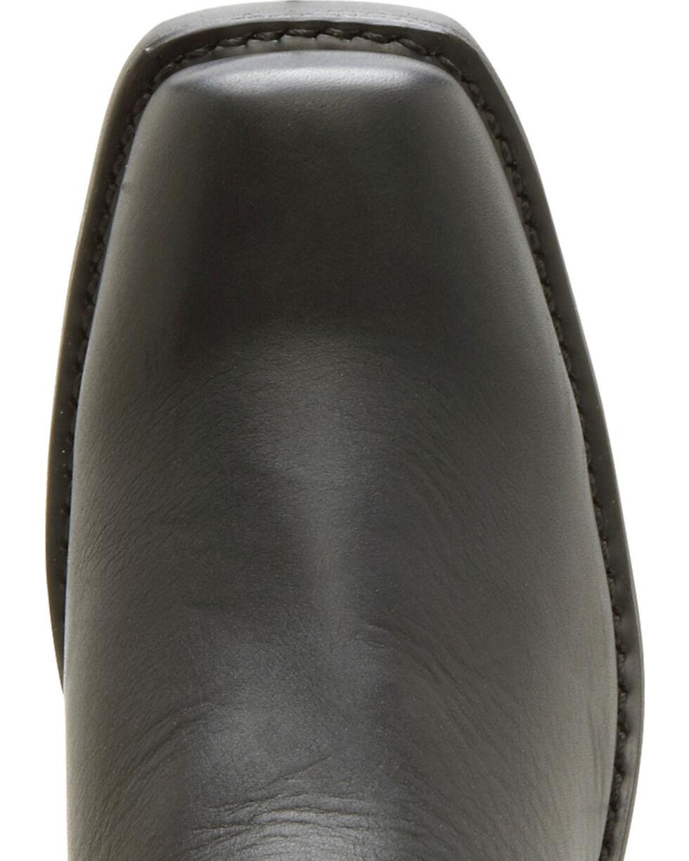 Durango Women's Harness Motorcycle Boots, Black, hi-res