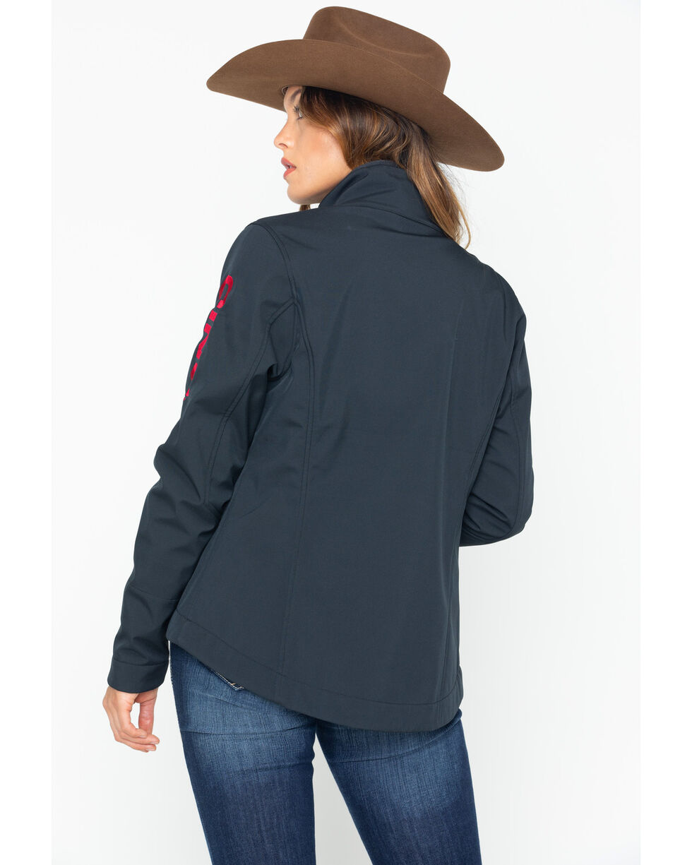 Cinch Women's Western Softshell Jacket , , hi-res