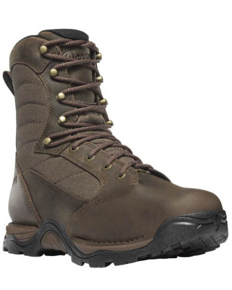 Danner Men's Pronghorn Work Boots - Soft Toe, Brown, hi-res