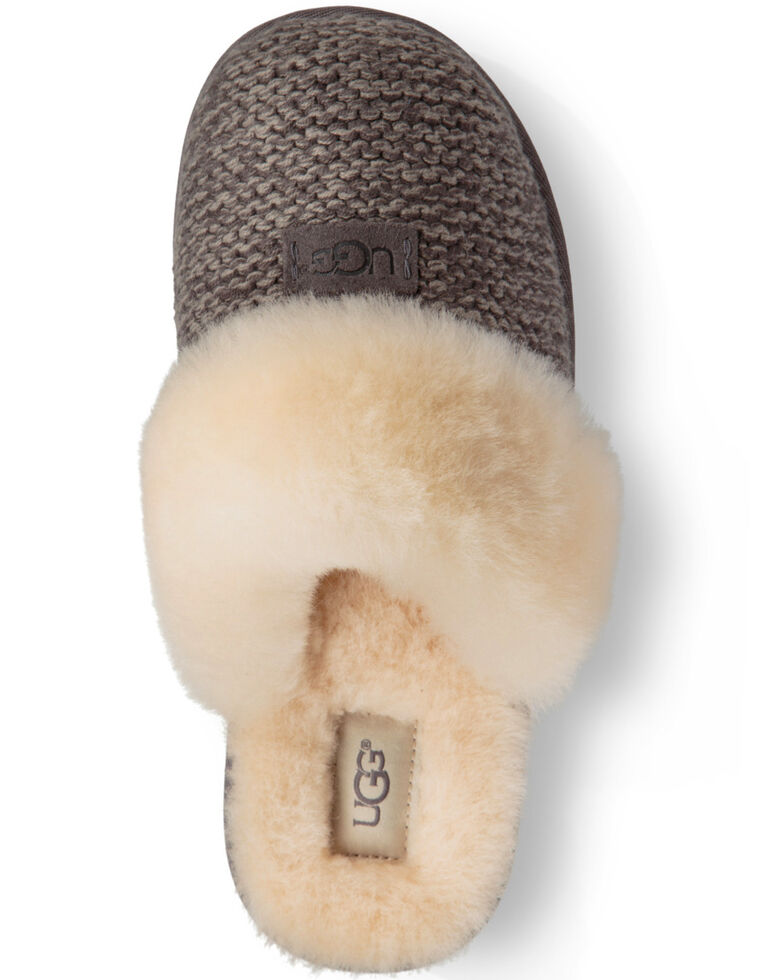 16e73f3fb Zoomed Image UGG Women's Cozy Knit Slippers, , hi-res