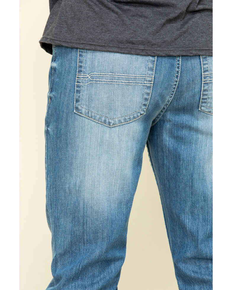 Cody James Men's Clovehitch Stackable Stretch Regular Straight Jeans , Blue, hi-res
