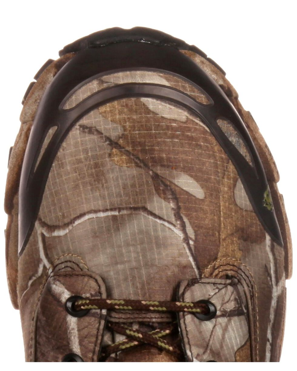 Rocky Men's Broadhead Waterproof Hunting Boots - Round Toe, Camouflage, hi-res