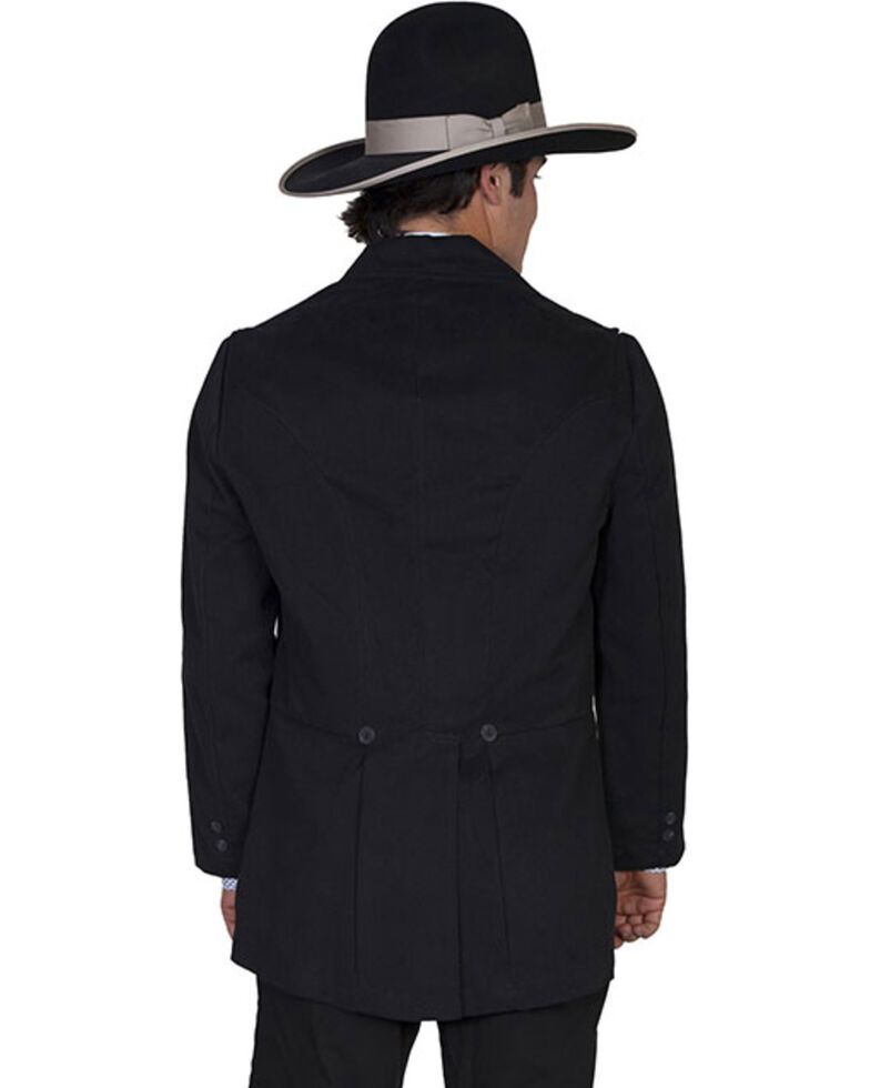 WahMaker by Scully Brushed Cotton Coat, Black, hi-res