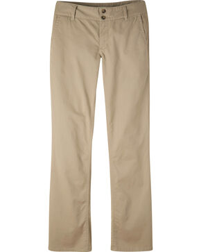 Mountain Khakis Women's Sadie Chino Pants - Petite, Beige, hi-res