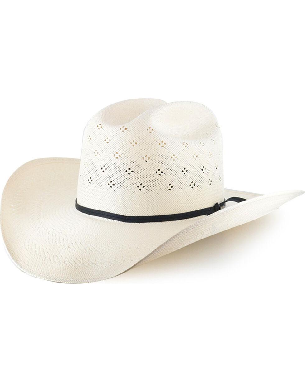Resistol Conoly 10X Straw Hat, Natural, hi-res