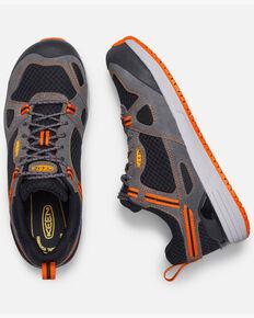 Keen Men's Springfield Work Shoes - Aluminum Toe, Black, hi-res