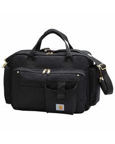 Carhartt Men's Black Legacy Brief Bag , Black, hi-res