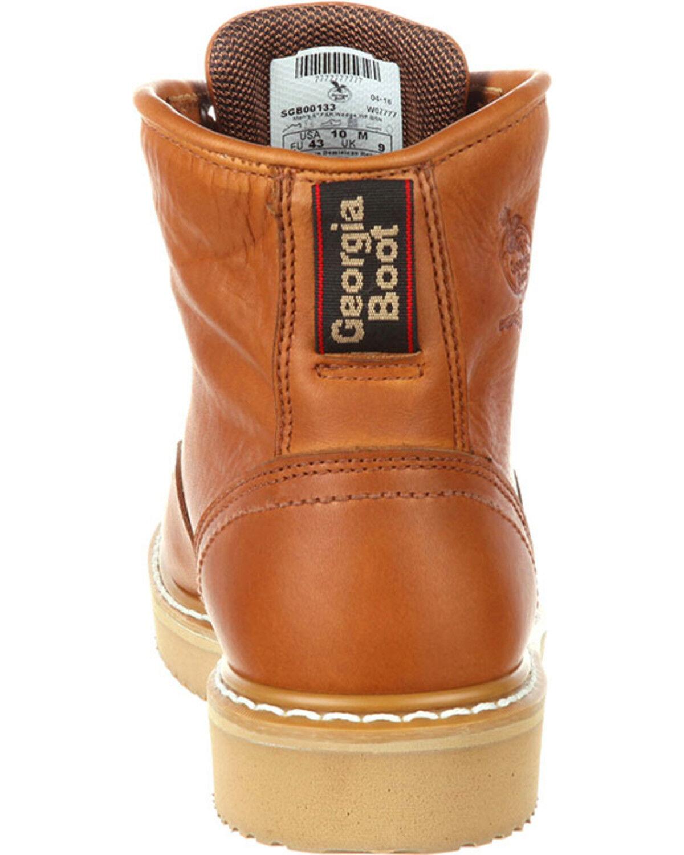 Waterproof Wedge Work Boots | Boot Barn