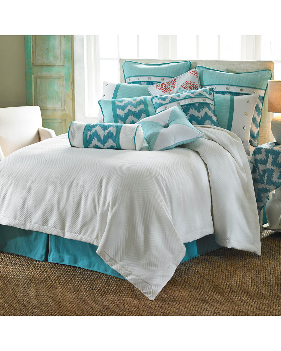 HiEnd Accents Catalina Queen Duvet Set, Multi, hi-res
