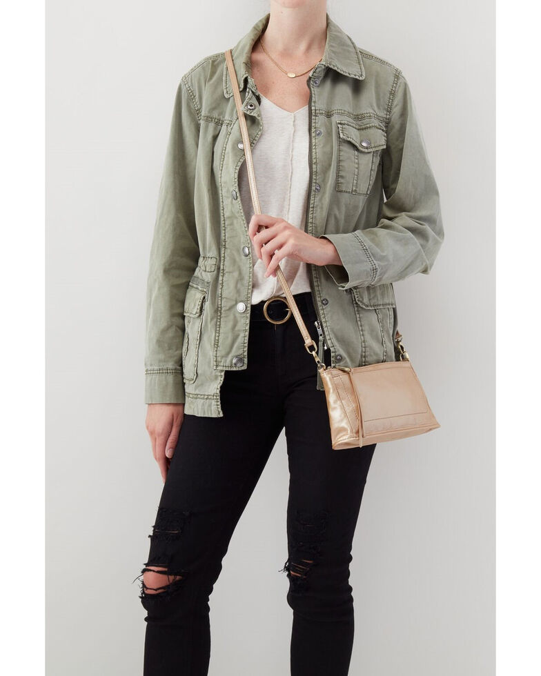 Hobo Women's Cadence Gold Dust Convertible Crossbody Handbag , , hi-res